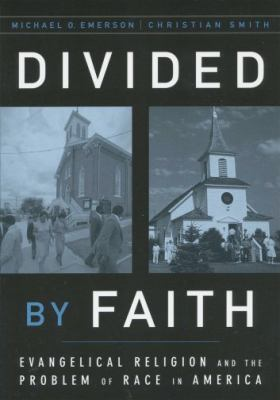 Divided by faith-9780195147070--Emerson, Michael & Smith, Christian-Oxford University Press